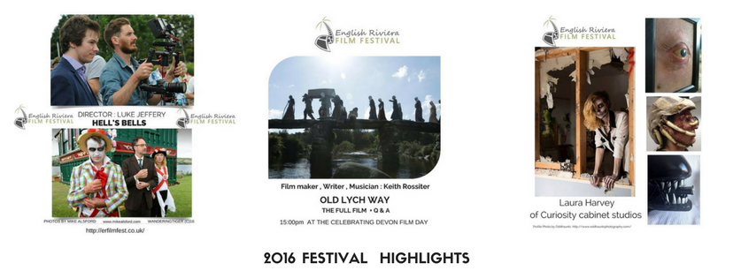 2016 FESTIVAL HIGHLIGHTS